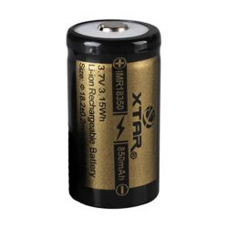 XTAR 18350 850mAh Li-ion akkumulátor