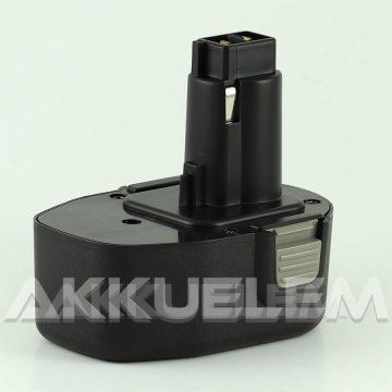 BLACK & DECKER PS140 14,4V 2000mAh szerszámgép akkumulátor - utángyártott