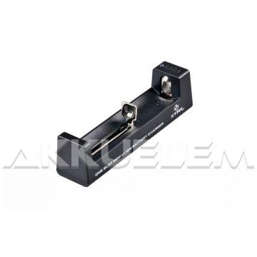 XTAR MC1 Li-ion USB-s akkumulátor töltő
