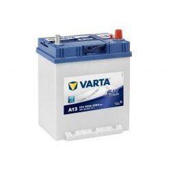 40Ah Varta Blue Dynamic A13 12V autó akkumulátor ASIA jobb+ (540 125 033)