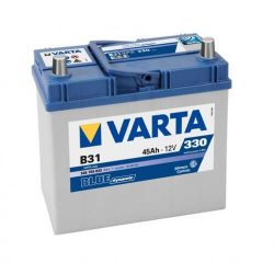 45Ah VARTA Blue Dynamic ASIA B31 akkumulátor jobb+ (545 155 033)
