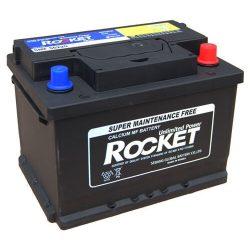 Rocket 62Ah 540A (242x175x175mm) autó akkumulátor 56220 jobb+