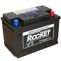Rocket 78Ah 660A (278x175x190mm) autó akkumulátor 57820 jobb+