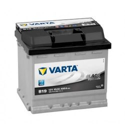 45Ah VARTA Black Dynamic B19 545412 akkumulátor jobb+