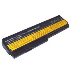 Titan Energy Lenovo Thinkpad X200 5200mAh notebook akkumulátor - utángyártott
