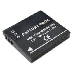 Panasonic CGA-S008 800mAh utángyártott akkumulátor