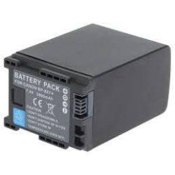 Canon BP-827 2400mAh utángyártott akkumulátor