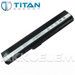 Titan Energy Asus A32-K52 5200mAh notebook akkumulátor - utángyártott