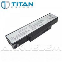 Titan Energy Asus A32-K72 5200mAh notebook akkumulátor - utángyártott