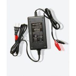 6V 4A ólomsavas akkumulátor töltő
