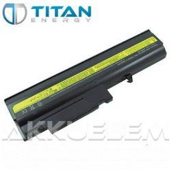 Titan Energy IBM T40 5200mAh notebook akkumulátor - utángyártott