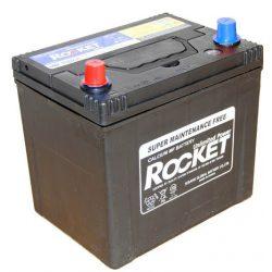 Rocket 65Ah 12V autó akkumulátor 75D23R ASIA bal+
