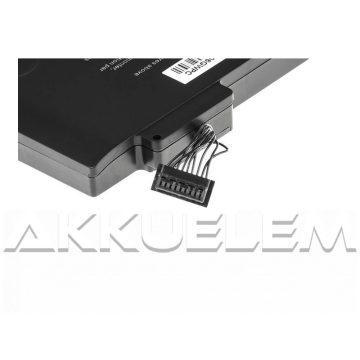 Titan Energy Apple A1322 A1278 11,1V 5800mAh utángyártott notebook akkumulátor