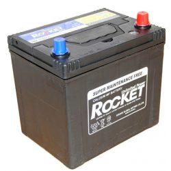 Rocket 65Ah 12V autó akkumulátor 75D23L ASIA jobb+