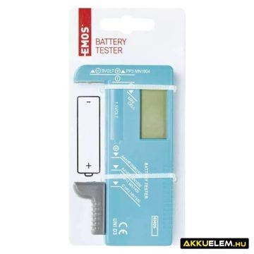 UNI D3 elemteszter LCD kijelzős