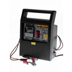 Deca MACH119 12V 9A autó akkumulátor töltő