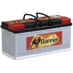 Banner Power Bull Professional 12V 100Ah 820A P10040 autó akkumulátor jobb+