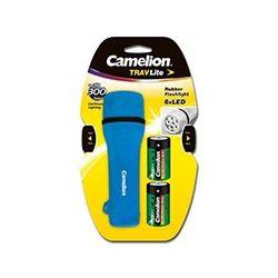 Camelion 6LED kézilámpa PT6L2D