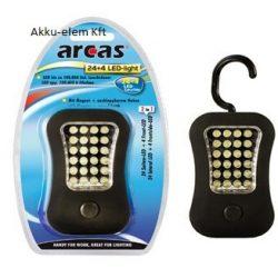 24 + 4 Ledes kézilámpa/szerelőlámpa (working light)