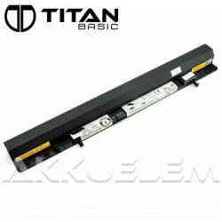 Titan Basic Lenovo L12S4A01 2200mAh notebook akkumulátor - utángyártott
