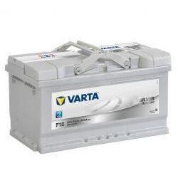 Varta Silver Dynamic F18 12V 85Ah autó akkumulátor 585200