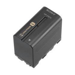 Sony NP-F970 7800mAh 7,4V utángyártott kamera akkumulátor
