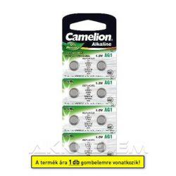 Camelion LR620 AG1 gombelem (ár/db)