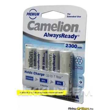 Camelion AlwaysReady 2300mAh 1,2V AA elemméretű akkumulátor 1db
