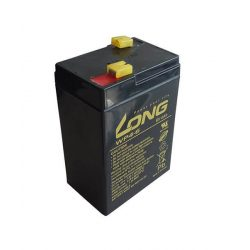 6V 4Ah zselés akkumulátor WP4-6