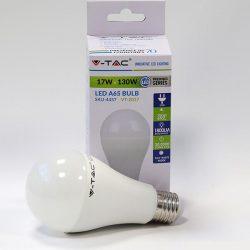 V-TAC 17W E27 LED-izzó 1800lm természetes fehér (4500K)
