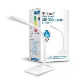 V-TAC Asztali LED lámpa Fehér