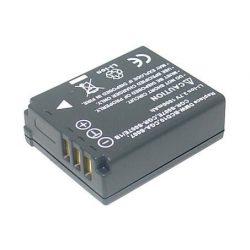 Panasonic CGA-S007 1000mAh utángyártott akkumulátor