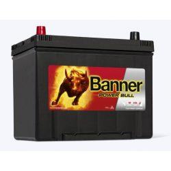 Banner Power Bull 12V 70Ah 570A autó akkumulátor P70 24 ASIA bal+
