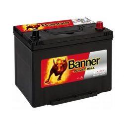 Banner Power Bull 12V 70Ah autó akkumulátor P70 29/ P7029 ASIA jobb+