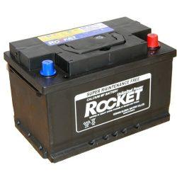 Rocket 71Ah 12V autó akkumulátor 57113 jobb+