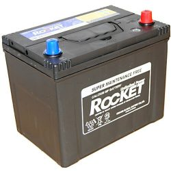 Rocket 70Ah 12V autó akkumulátor NX110-5L ASIA jobb+