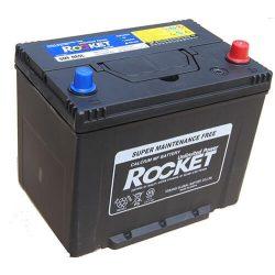 Rocket 80Ah 12V autó akkumulátor N80L ASIA jobb+