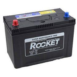 Rocket 100Ah 12V autó akkumulátor XMF 60033 ASIA bal+