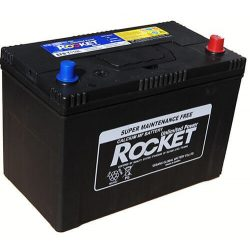 Rocket Start-Stop 90Ah 12V autó akkumulátor EFB T110L ASIA jobb+