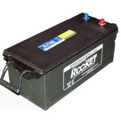 Rocket 180Ah teherautó akkumulátor 68032 bal+