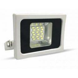 V-TAC 10W LED reflektor 800lm fekete színű (4000K)