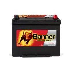 Banner Power Bull 12V 80Ah 640A autó akkumulátor P8009 jobb+