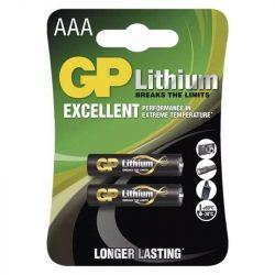LR03 lítium-vas mikro elem AAA  ár/db  Camelion