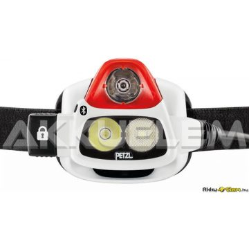 Petzl NAO+ 750lm fejlámpa Bluetooth, ReactiveLighting (E36AHR)