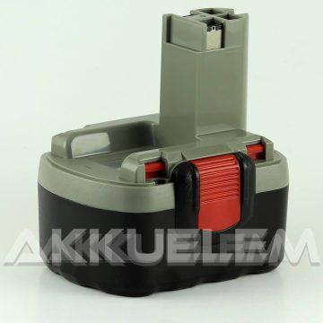 Bosch BAT040 14,4V 1500mAh utángyártott szerszámgép akkumulátor TB040G.15H