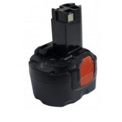 Bosch BAT048 9,6V 2000mAh utángyártott szerszámgép akkumulátor