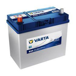 45Ah VARTA Blue Dynamic ASIA B34 akkumulátor bal+ (545 158 033)
