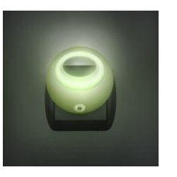Phenom 20275GR fényérzékelős zöld éjjeli lámpa