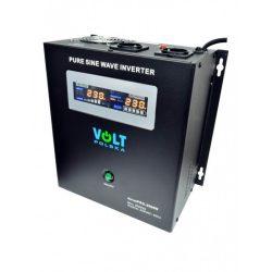 VOLT Polska SinusPRO 2000W (1400W/max.2000VA) 24V inverter/szünetm. tápegység