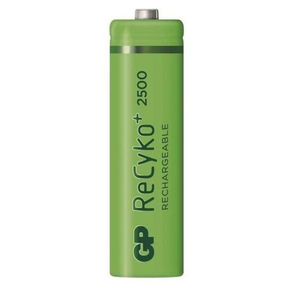 GP ReCyko+ 1,2V 2500mAh AA elemméretű akkumulátor (ár/db)